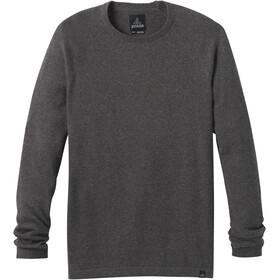 Prana Kaola Crew Sweater Men charcoal
